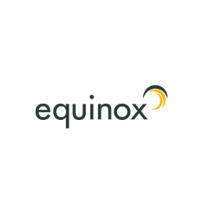 image of Equinox logo in one of our marketing case studies