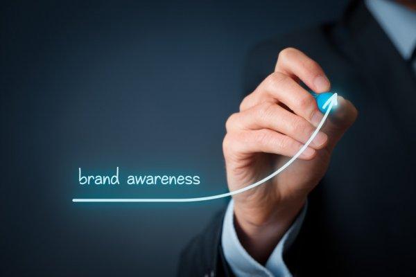 Develop strong brand awareness