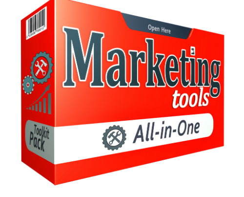 Image to depicted marketing tools